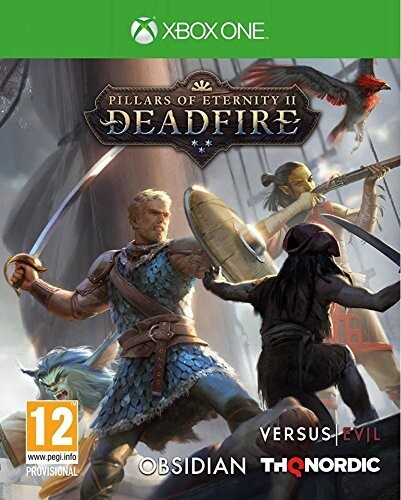 Pillars of Eternity 2: Deadfire (Xbox ONE)