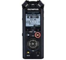 Olympus LS-P4 + repro a kabel, černá - FTDIOMLSP4051