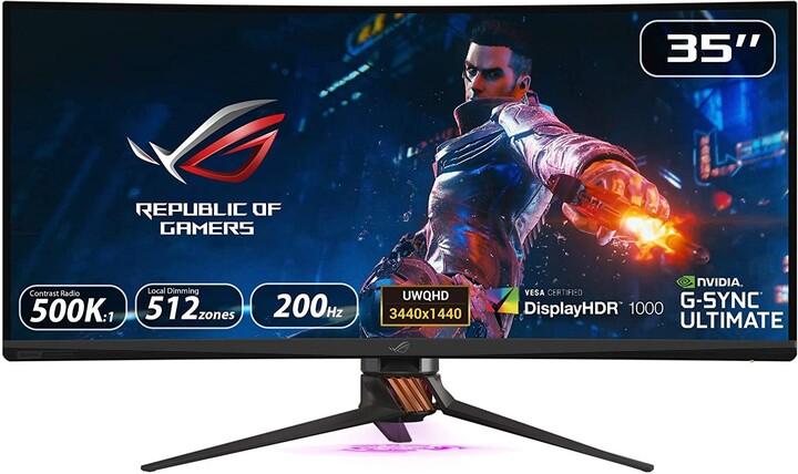 "ASUS ROG Swift PG35VQ - LED monitor 35"""