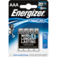 Energizer baterie FR03/4 Ultimate Lithium AAA, 4ks