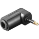PremiumCord TOS optická redukce zahnutá 90° TOS3,5 M - TOS(F)