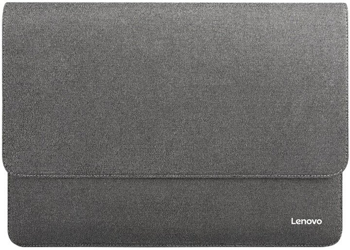 "Lenovo 15"" Laptop Ultra Slim Sleeve, šedá"