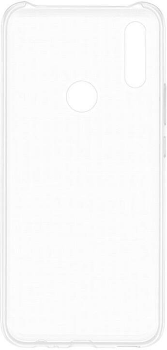 Huawei ochranný kryt pro P Smart Z, transparentní modrá