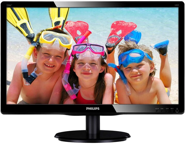 "Philips 226V4LSB - LED monitor 22"""