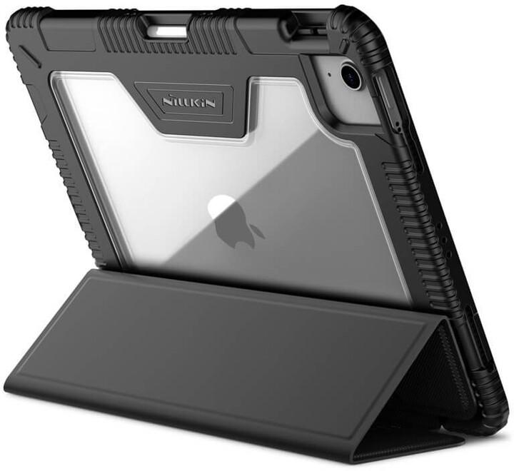 """Nillkin flipové pouzdro Bumper Protective Stand pro iPad 10.9"""" (2020), černá"""