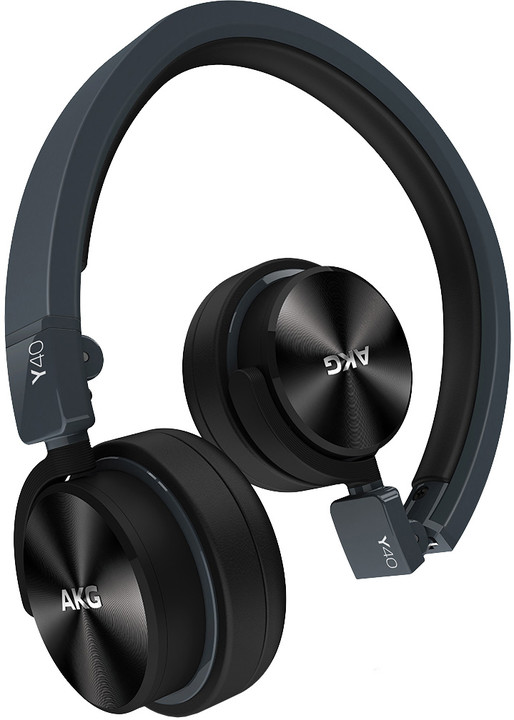 AKG Y40, černá