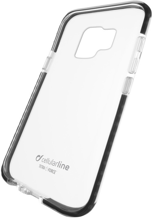 CellularLine ultra ochranné pouzdro Tetra Force Shock-Twist pro Samsung Galaxy S9