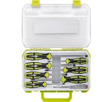 Goobay Set 8 přesných šroubováků - pro všechny běžné šroubovací a montážní práce - zn-43