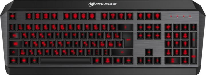 Cougar 450K, CZ