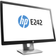 "HP EliteDisplay E242 - LED monitor 24"""
