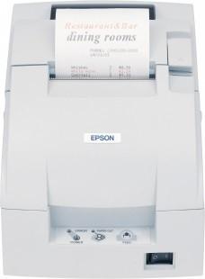 Epson TM-U220D-012, pokladní tiskárna, bílá
