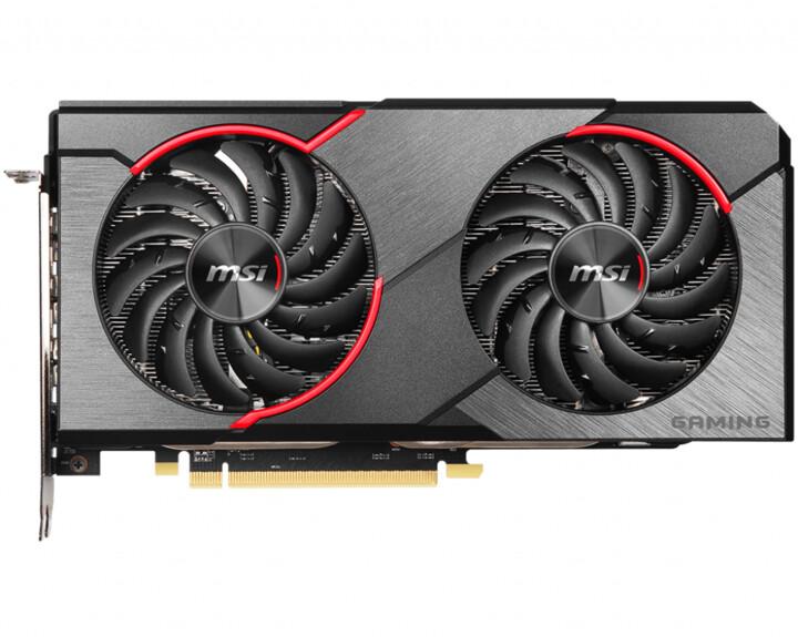 MSI Radeon RX 5500 XT GAMING X 8G, 8GB GDDR6