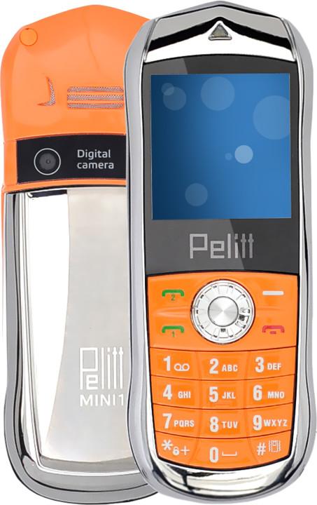 Pelitt Mini 1, oranžová