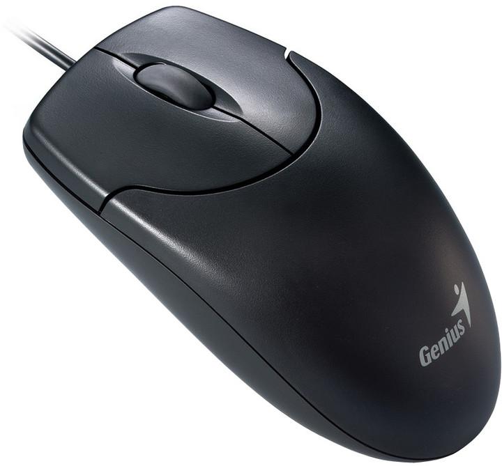 Genius NetScroll 120 PS/2 černá