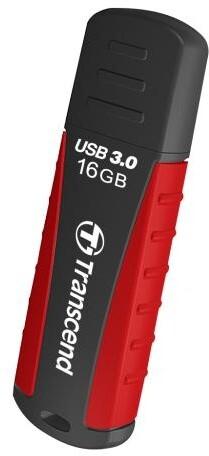 Transcend JetFlash 810 16GB, červenočerná