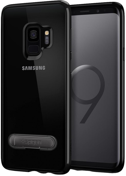 Spigen Ultra Hybrid S pro Samsung Galaxy S9, midnight black