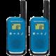 Motorola TLKR T42, modrá, vysílačky