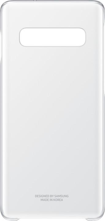 Samsung zadní kryt pro Samsung G973 Galaxy S10, čirá