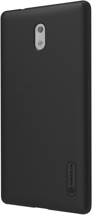 Nillkin Super Frosted Zadní Kryt pro Nokia 3, Black