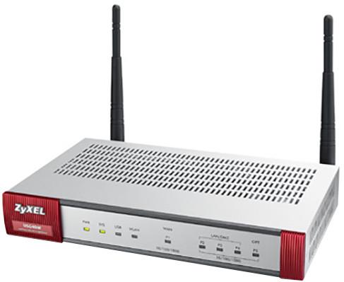 Zyxel ZyWALL USG40W UTM Wireless Security Firewall