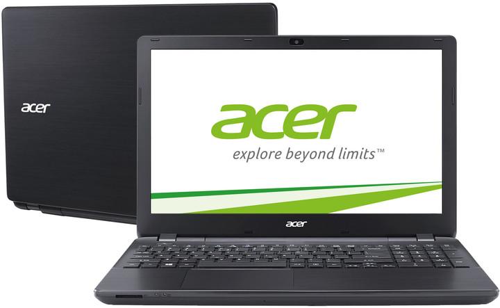 Acer Extensa 15 (EX2510-30Z6), černá