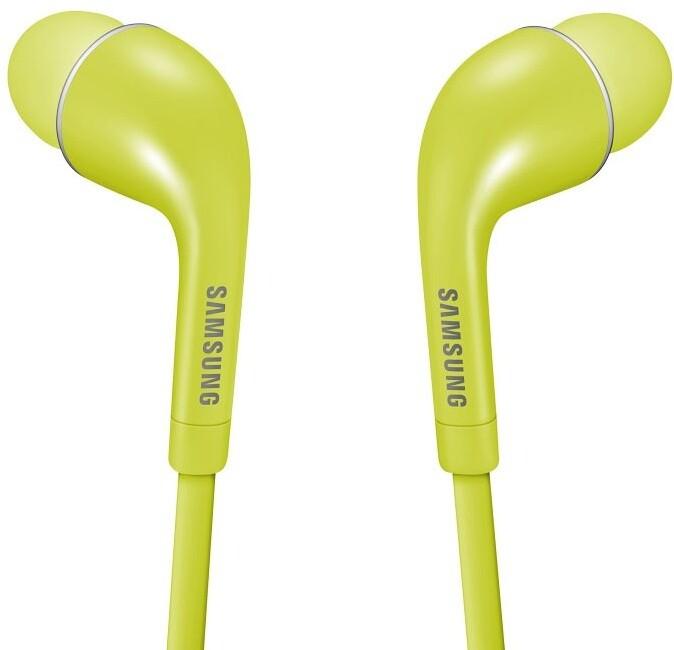 Samsung EO-HS3303YE, žlutá