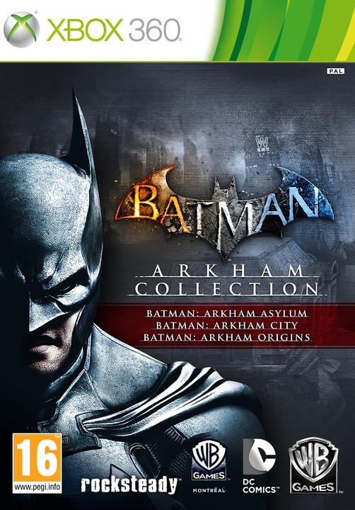 Batman: Arkham Collection Edition - X360