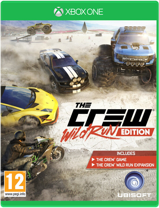 The Crew: Wild Run Edition - XONE
