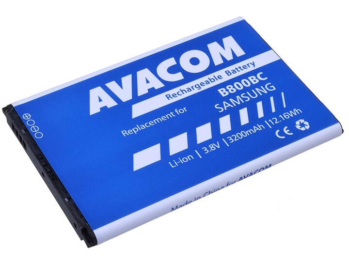 Avacom baterie do mobilu Samsung Galaxy Note 3 N9005, 3200mAh, Li-Ion
