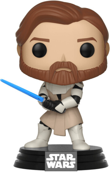 Funko POP! Bobble-Head Star Wars - Obi-Wan Kenobi