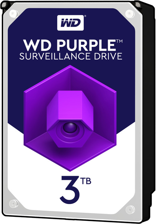 WD Purple (PURZ) - 3TB