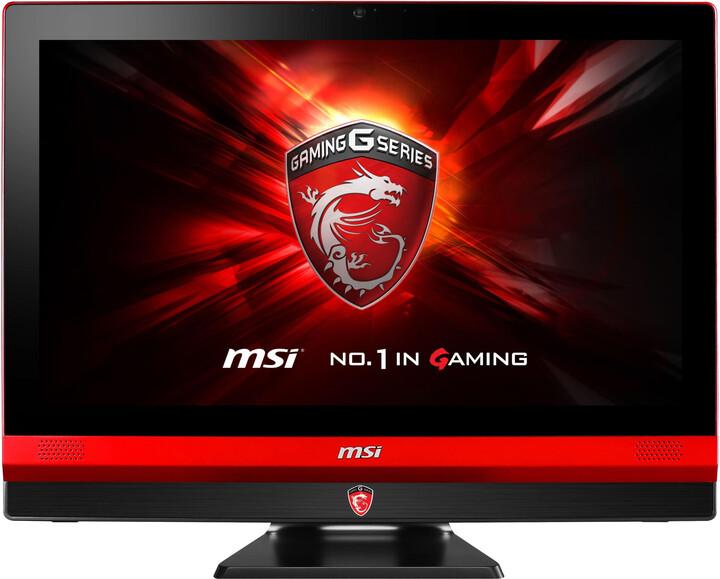 MSI Gaming 27 6QD-017EU, černá