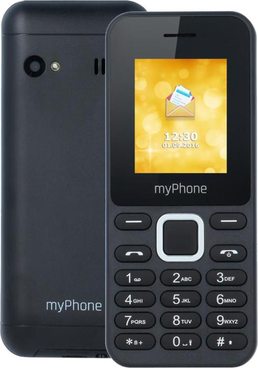 myPhone 3310, černá