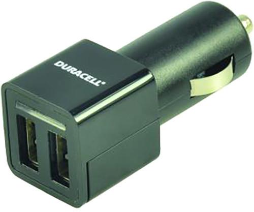 Duracell nabíječka 2x2,4A In-Car USB