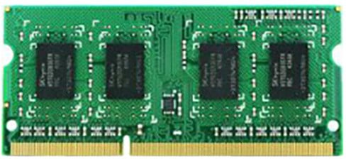 Synology 4GB DDR3 upgrade kit (DS218+ /DS718+/DS918+)