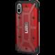 UAG plasma case Magma - iPhone X, red