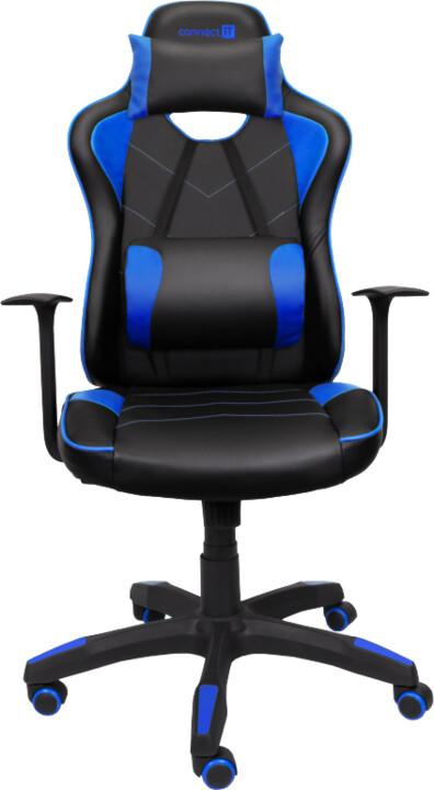 CONNECT IT LeMans Pro, černá/modrá