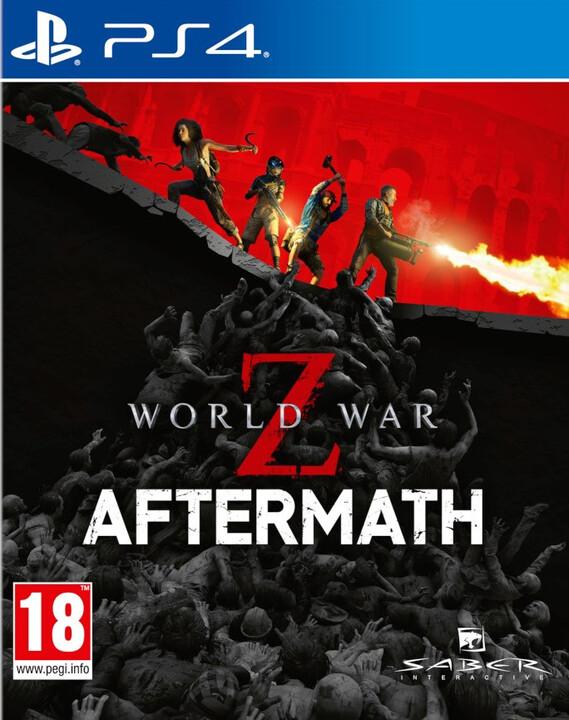 World War Z: Aftermath (PS4)