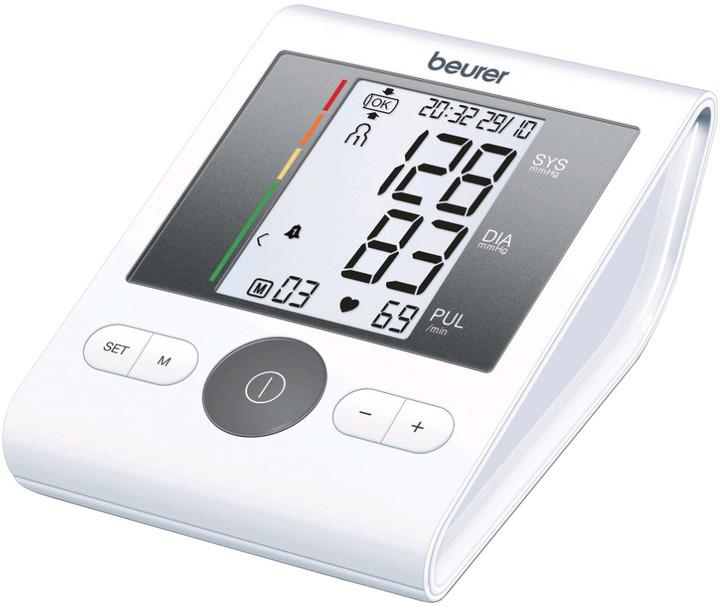 Beurer BM 28 tlakoměr, pulsoměr na paži