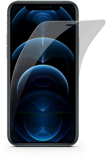 """EPICO tvrzené sklo Flexiglass IM pro iPhone 12 / 12 Pro (6.1""""), 0.2mm"""
