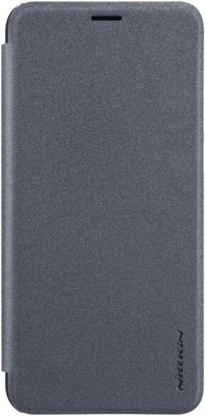 Nillkin Sparkle Folio pouzdro pro Samsung Galaxy M20, černá