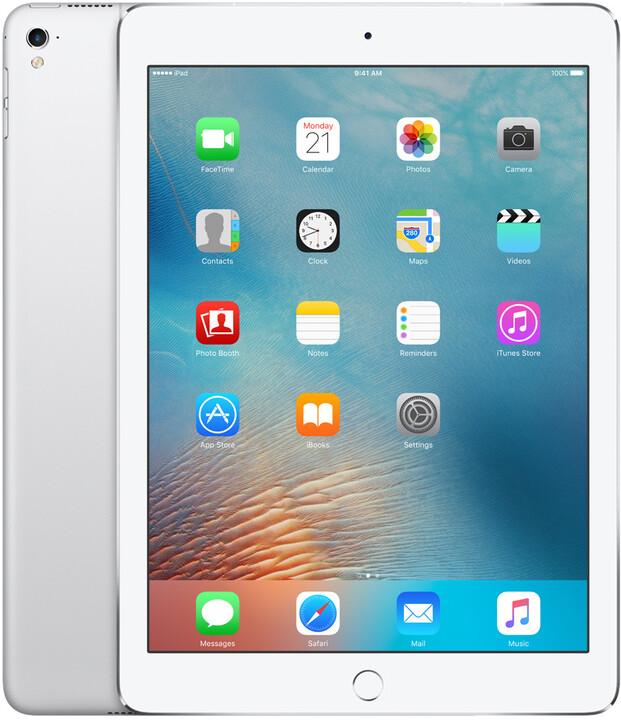 """APPLE iPad Pro Cellular, 9,7"""", 32GB, Wi-Fi, stříbrná"""