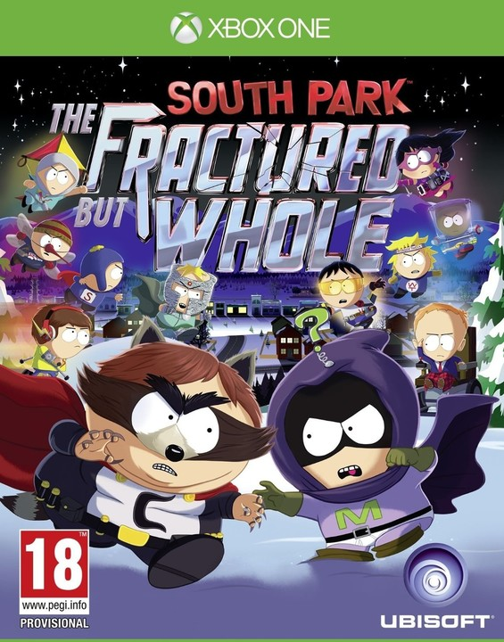 South Park: The Fractured But Whole (Xbox ONE)