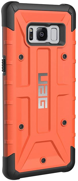 UAG pathfinder case Rust, orange - Samsung Galaxy S8