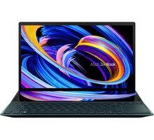 ASUS ZenBook Duo 14 (UX482), modrá Servisní pohotovost – vylepšený servis PC a NTB ZDARMA