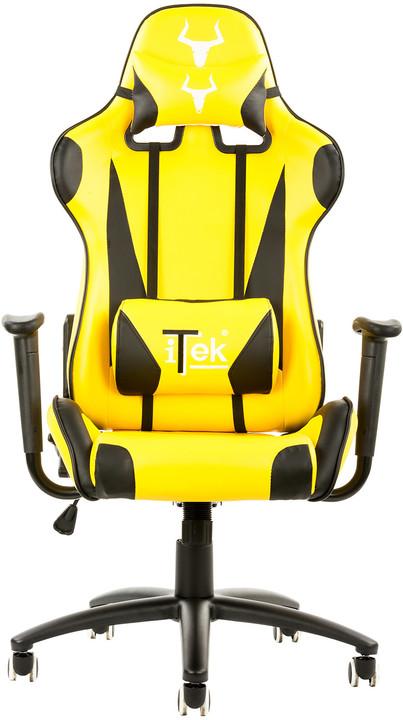 iTek TAURUS P2V2, černá/žlutá