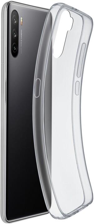 Cellularline extratenký zadní kryt Fine pro Huawei Mate 40 Lite, transparentní
