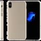 EPICO ULTIMATE plastový kryt pro iPhone X - zlatý  + EPICO Nabíjecí/Datový Micro USB kabel EPICO SENSE CABLE