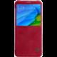 Nillkin Qin S-View Pouzdro pro Xiaomi Redmi Note 5, červený  + Při nákupu nad 500 Kč Kuki TV na 2 měsíce zdarma vč. seriálů v hodnotě 930 Kč