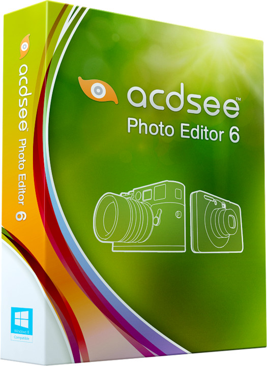 ACDSee Photo Editor 6, upgrade licence